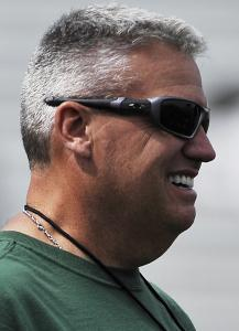 Rex Ryan may be looking at the Jets' newest acquisition through rose-colored glasses.