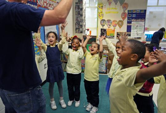 Boston Schools Tap 26 Million In Us Grants To Increase