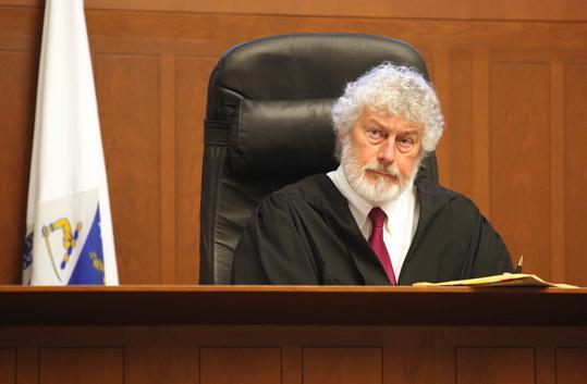 Prosecutors say Judge Raymond G. Dougan is biased toward defendants.