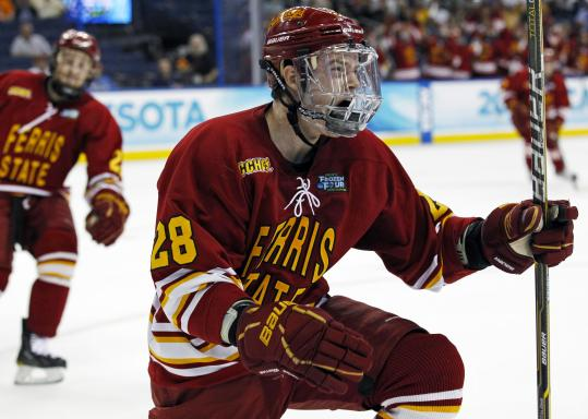 NCAA: Ferris State Has Little In Common