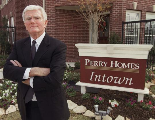 Bob Perry has given $80 million to political candidates and committees over the last decade, including $4 million to Restore Our Future, the super PAC supporting Mitt Romney.