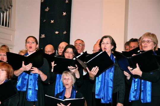 The Pilgrim Festival Chorus will perform Sunday at the Church of the Pilgrimage in Plymouth. The six pieces chosen for the &#8220;Music for Monarchs&#8217;&#8217; event span four centuries.