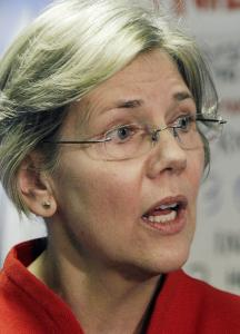 Warren and Senator Scott Brown back Stafford student loan rate extension.