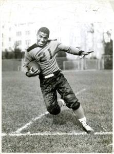 Lou Montgomery was a victim of Jim Crow cruelty while at BC.