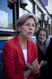 'I think [the victims] should be compensated. That's it for me. That's what this is all about,' Elizabeth Warren said recently.
