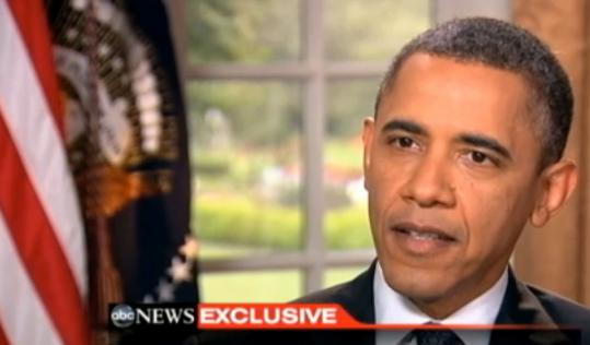 In explaining his previous stance in an interview, President Obama said, &#8220;I&#8217;ve been going through an evolution on this issue.&#8217;&#8217;