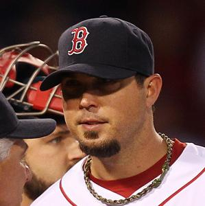 Josh Beckett didn't make it out of the third on Thursday.