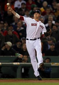 Will Middlebrooks's strong play raises questions about his fate when Kevin Youkilis returns.