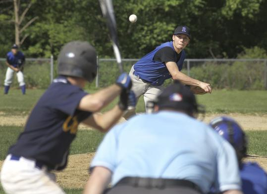 Randolph High senior Jason Gonzalez has registered 95 career stolen bases so far, and has excelled in whichever position he's called upon, including pitching.