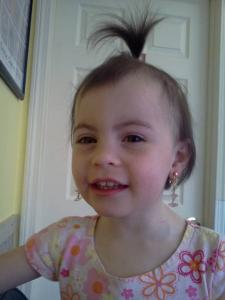 Caleigh Harrison disappeared during a trip to Long Beach in Rockport on April 19. She vanished as her mother searched for a dog's ball.