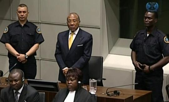 Former Liberian president Charles Taylor is the first former head of state to be convicted by an international tribunal since the Nuremberg trials at the end of World War II. He was sentenced by the international criminal court at the Hague.