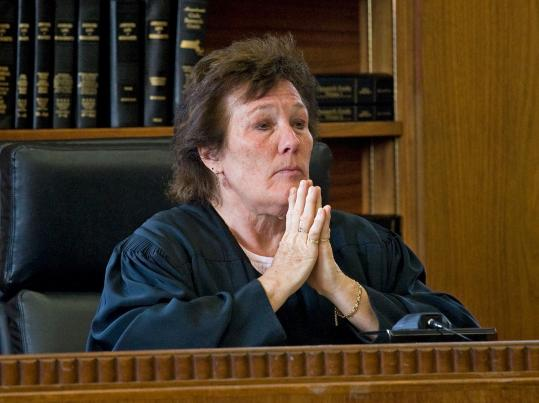 Judge Linda Giles said she feared wounds of two men on the witness list were too severe for them to appear.