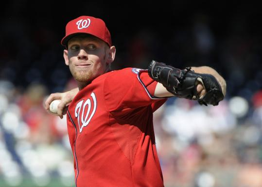 "Washington GM Mike Rizzo thinks ace Stephen Strasburg is ""definitely a better pitcher than he was pre-injury.''"