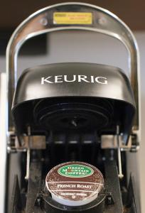 Patents Green Mountain Coffee holds on the single-serve K-Cups for Keurig machines will expire in the fall.