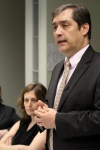 New Hampshire's public health director, Dr. José Montero, said hepatitis C infections are individualized events.