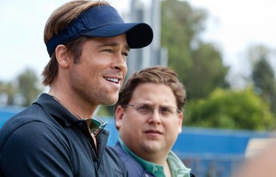 """Moneyball,'' featuring Brad Pitt, was one of seven Best Picture nominees this year to use Avid editing tools."