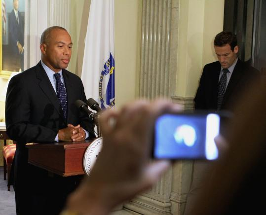 Governor Deval Patrick finalized an agreement with the Mashpee Wampanoag last week about the terms under which a Taunton tribal casino would operate.