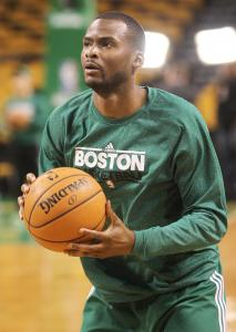 Keyon Dooling will once again serve as Rajon Rondo's primary backup.