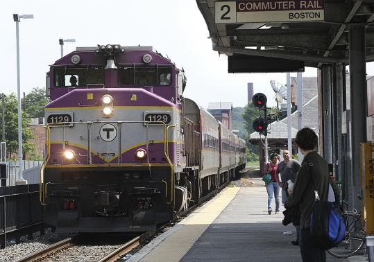 Massachusetts Bay Commuter Railroad has run the state's rail system since 2003, earning it more than $1 billion.