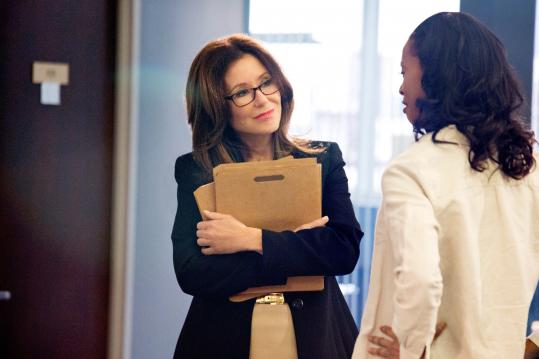 Mary McDonnell as Captain Sharon Raydor.