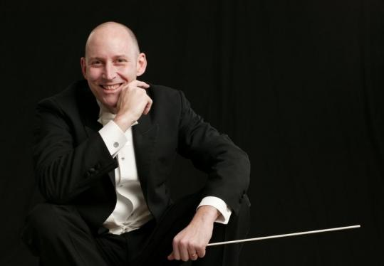 Kevin Rhodes, music director and principal conductor, led the Pro Arte Chamber Orchestra's Beethoven concert Sunday.