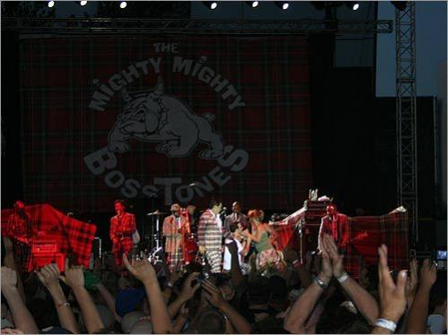Dropkick Murphys and The Mighty Mighty Bosstones in Lowell