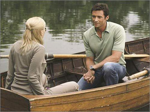 Hugh Jackman and Scarlett Johansson in 'Scoop'