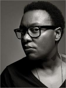 'I guess I'm weird. I like the darkness. I'm not afraid of it as much anymore,' says Meshell Ndegeocello, referring to the mood of her new album, 'Devil's Halo.'