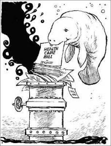 Dave Barry illustration