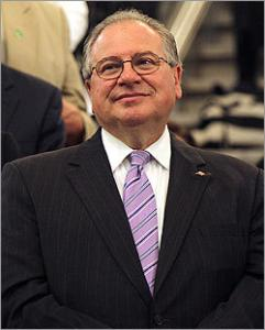 House Speaker Robert DeLeo's proposed legislation would bring Probation Department workers in line with police officers, firefighters, and parole employees, who are hired based on test scores and other objective standards set by the Civil Service Commission.