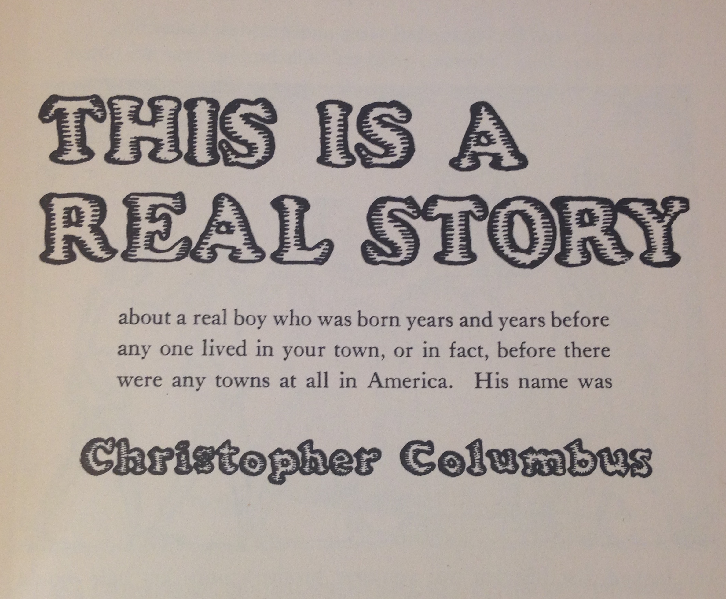 Christopher Columbus The Absurd Things Kids Used To Be Taught About