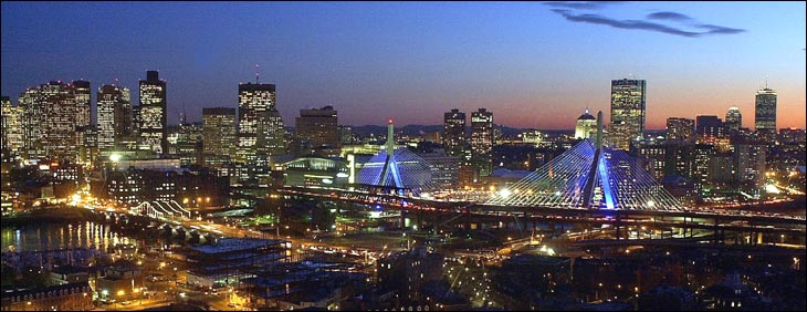 The Zakim Bridge