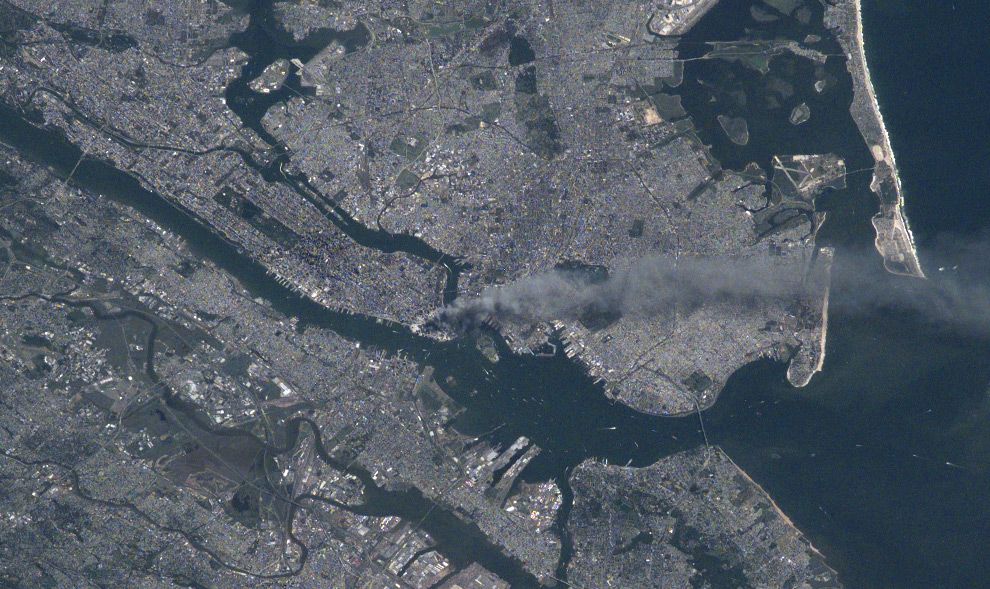Astronaut who witnessed 911 from space recalls tragic day