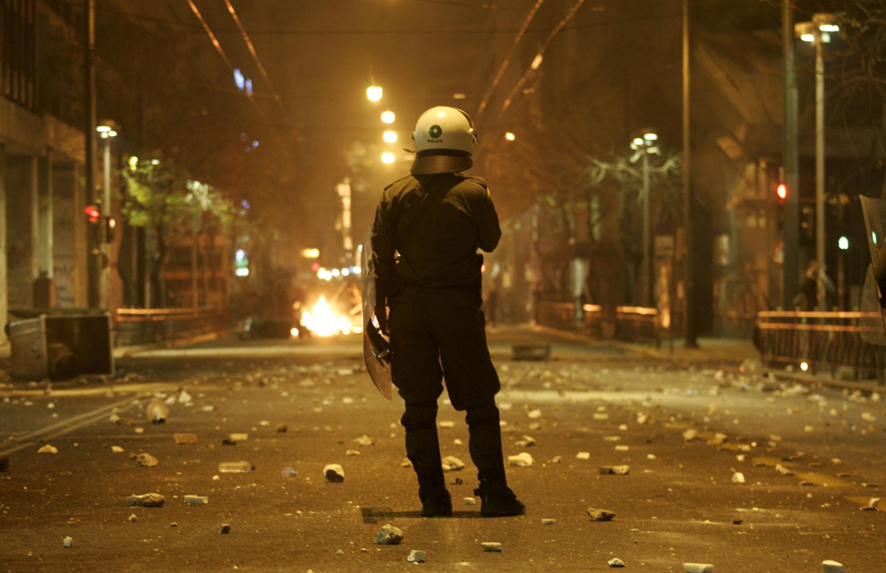 2008 Greek Riots