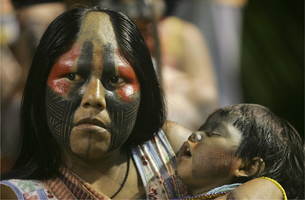 Amazonas indios ecologia America