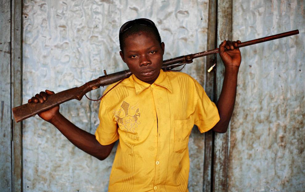 Photos from the Congo