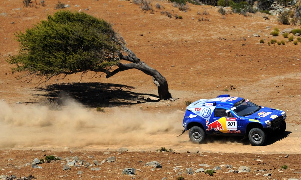 The 2009 DAKAR Rally - Photos - The Big Picture - Boston.com