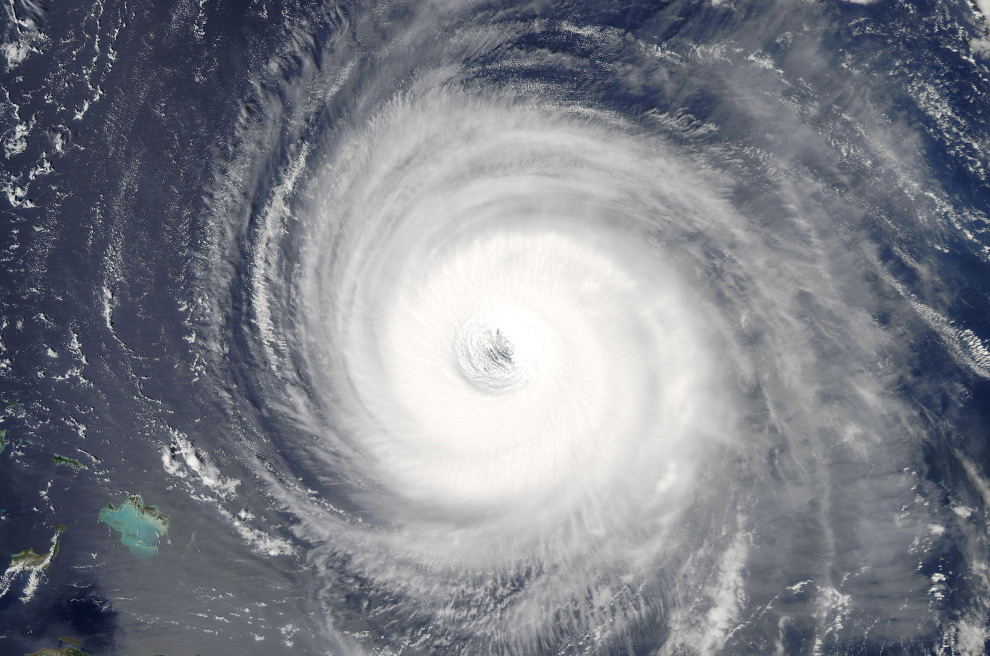 Hurricanes, as seen from orbit - Photos - The Big Picture - Boston.com