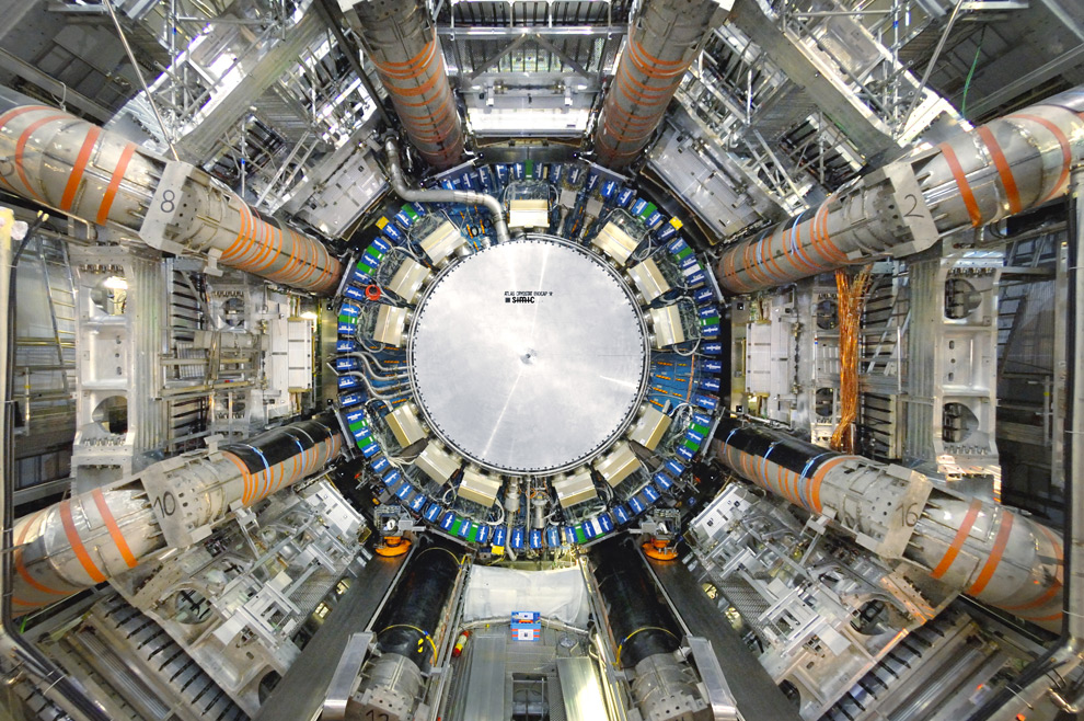 Large Hadron Collider nearly ready - Photos - The Big ...