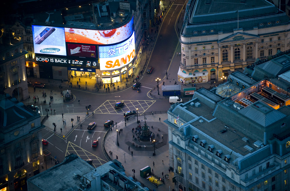 لندن  بريطانيا - بالصور عالية الدقّه ( ليليّه )  دقة hd