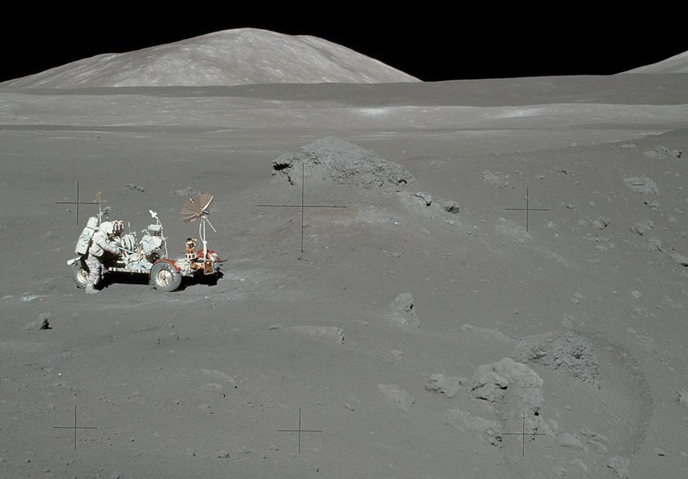 view inside nasa lunar rover - photo #11