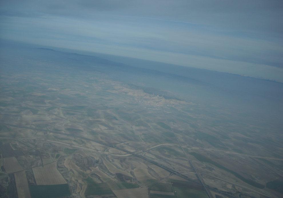 Escenas de hasta 30.000 metros sobre el nivel del mar