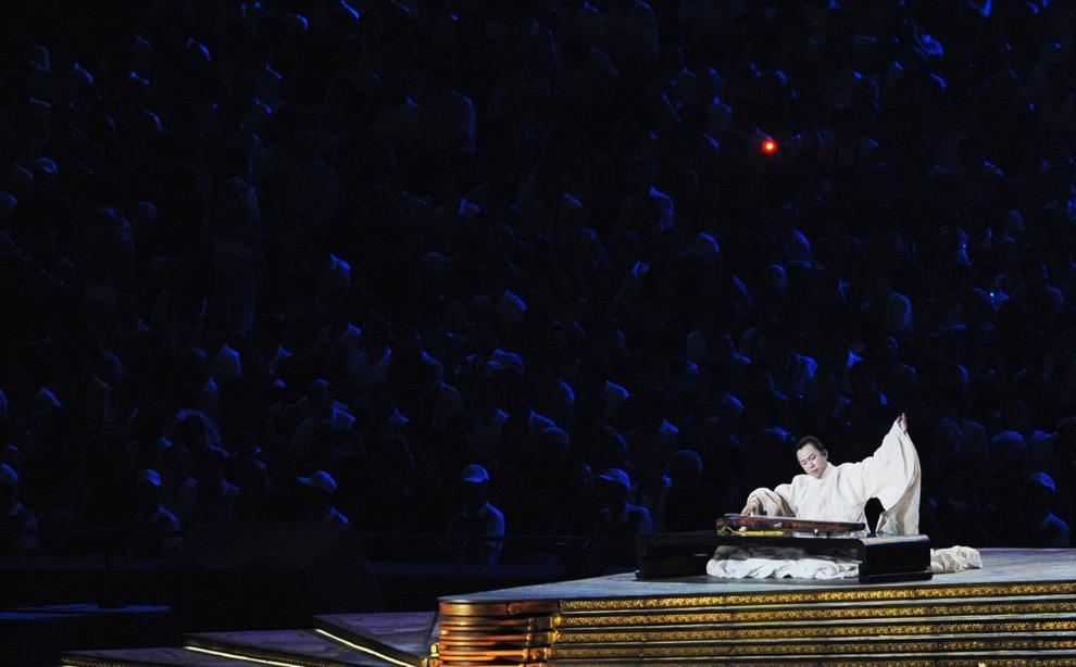 2008 Olympics Opening Ceremony - 水到渠成 - 水到渠成的博客