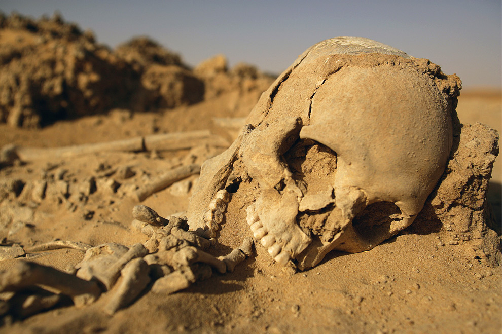 Sahara Desert in Niger,