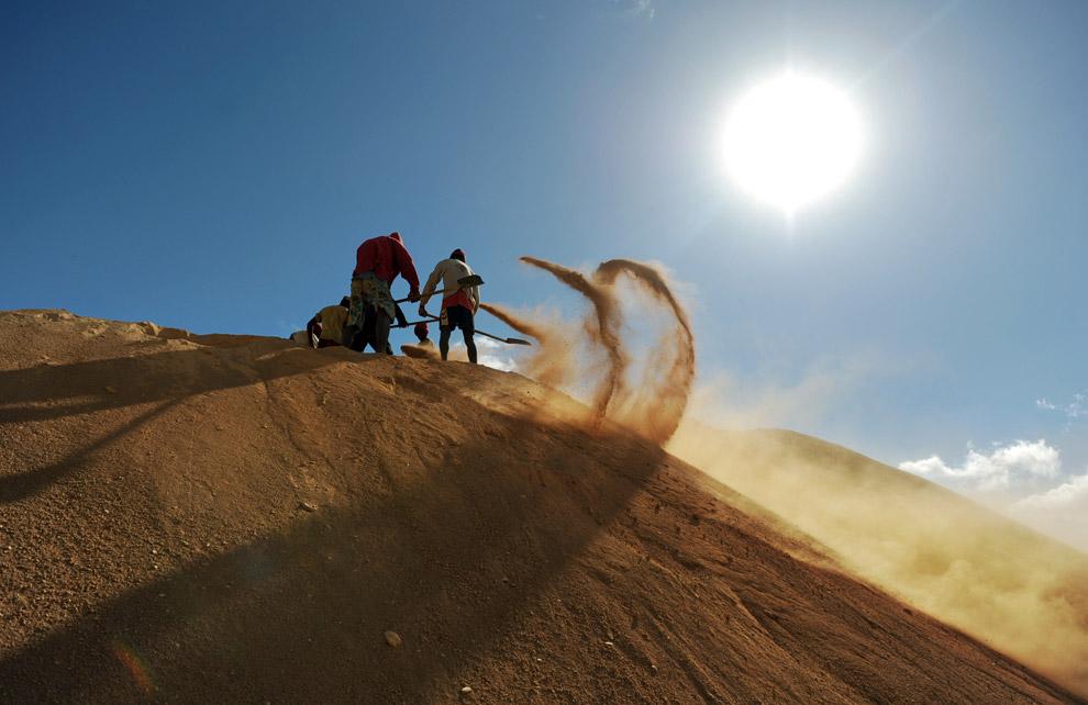 Las Minas De Zafiro De Madagascar