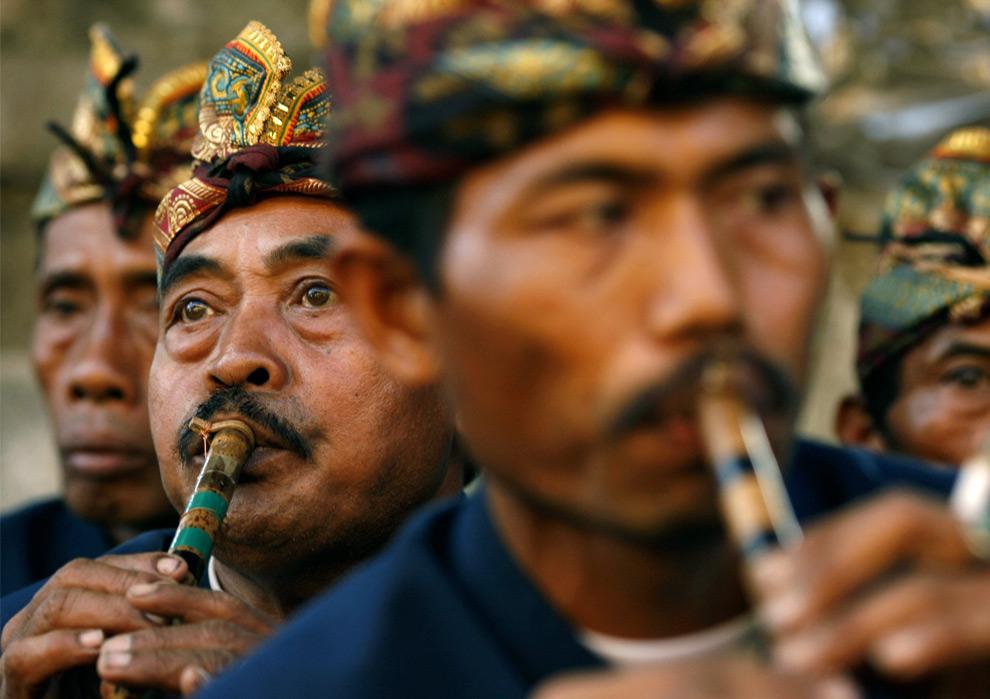 Balinese music Gamelan