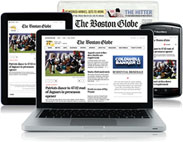 Subscribe Now! Get your first 4 weeks of BostonGlobe.com for only 99¢!