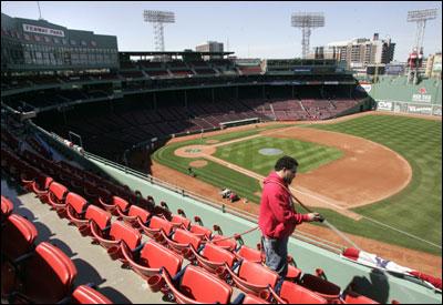 Boston Red Sox New Ballgame The Boston Globe