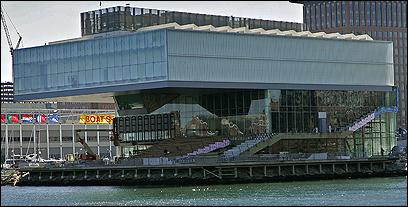 New ICA to open Dec  10 - The Boston Globe