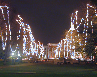 Christmas In Boston Images.Christmas In The Boston Common Explorenewengland Com